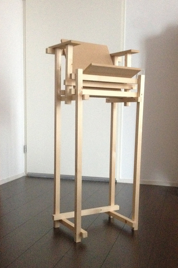 ipad stand for museum display