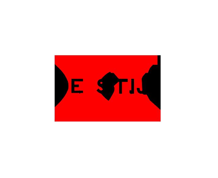 na (nieuwsapp) de stijl logo